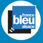 France bleu alsace et France 3 Alsace en reportage à la Maison de l'Arc