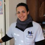 Loukia Dolianiti, infirmière du SSIAD
