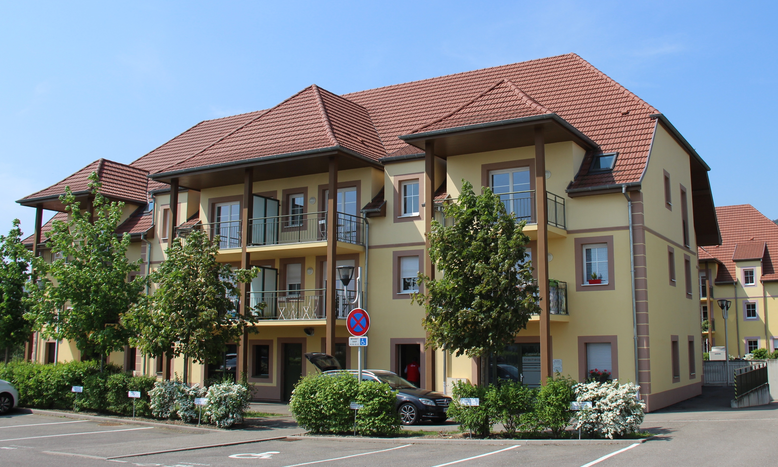 Wettolsheim : une nouvelle vie aux Châteaux