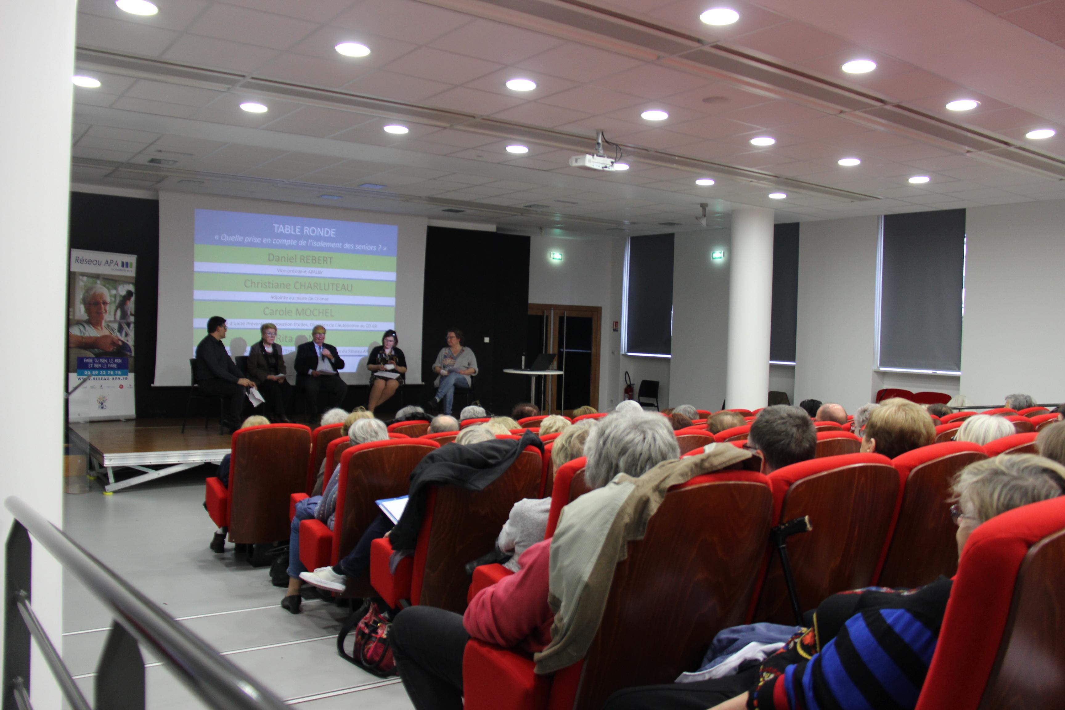 FR3 Alsace & événement : APALIB' pour le maintien du lien social