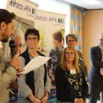 Mis à l'honneur des 52 retraités 2018-2019 du Réseau APA