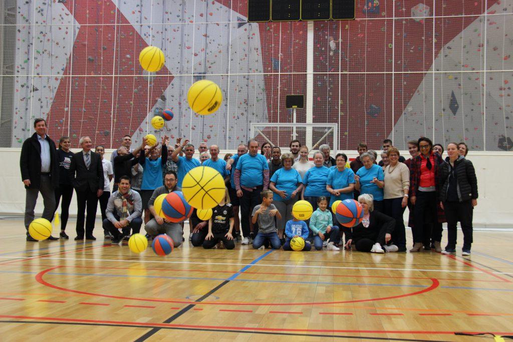 Basket Santé ADJ Maison Steinel et Les Panthères de Mulhouse