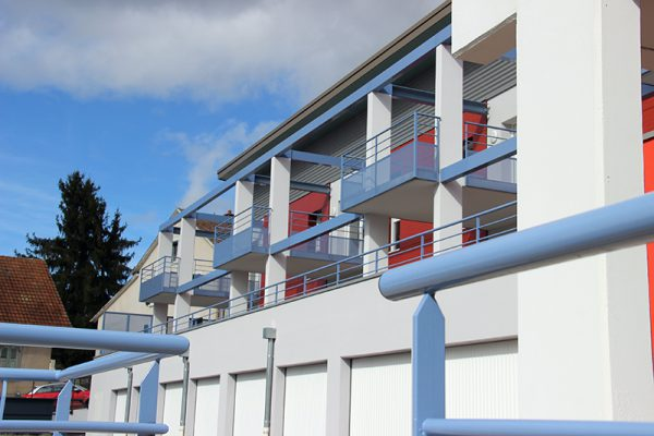 Résidence seniors : villa symphorine Waldighoffen