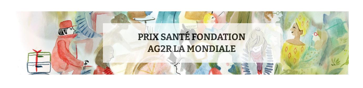 Prix Santé 2020 par AG2R La Mondiale